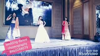 lagdi Hai Thaai | wedding  Dance choreography | Bollywood | Simran