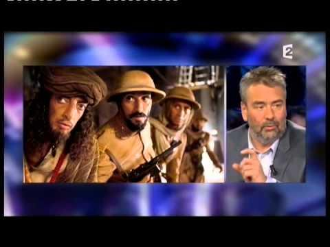 Luc Besson - On n'est pas couché 10 avril 2010 #ONPC