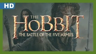 The Hobbit: The Battle of the Five Armies (2014) Trailer