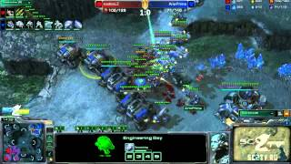 RoX.KIS.LiveZerG vs MarineKingPrime Game 2: Ritmix RSL II Group D - [Starcraft II]