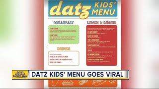 Datz in Tampa creates new kids