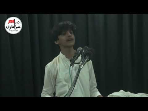 Zakir Ali Abbas Askri | Majlis e Aza | 27 Zilhaj 2017 | Imambargah Mumtazabad Multan