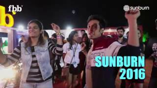 Varun Sood and Benafsha Soonawalla gearing up for Sunburn 2016