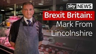 Brexit Britain: Mark From Lincolnshire
