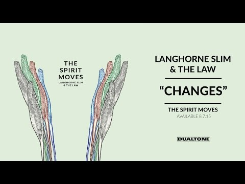 Langhorne Slim - Changes