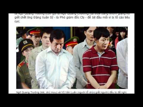 tử hình Ngô Quang Trưởng và Luân