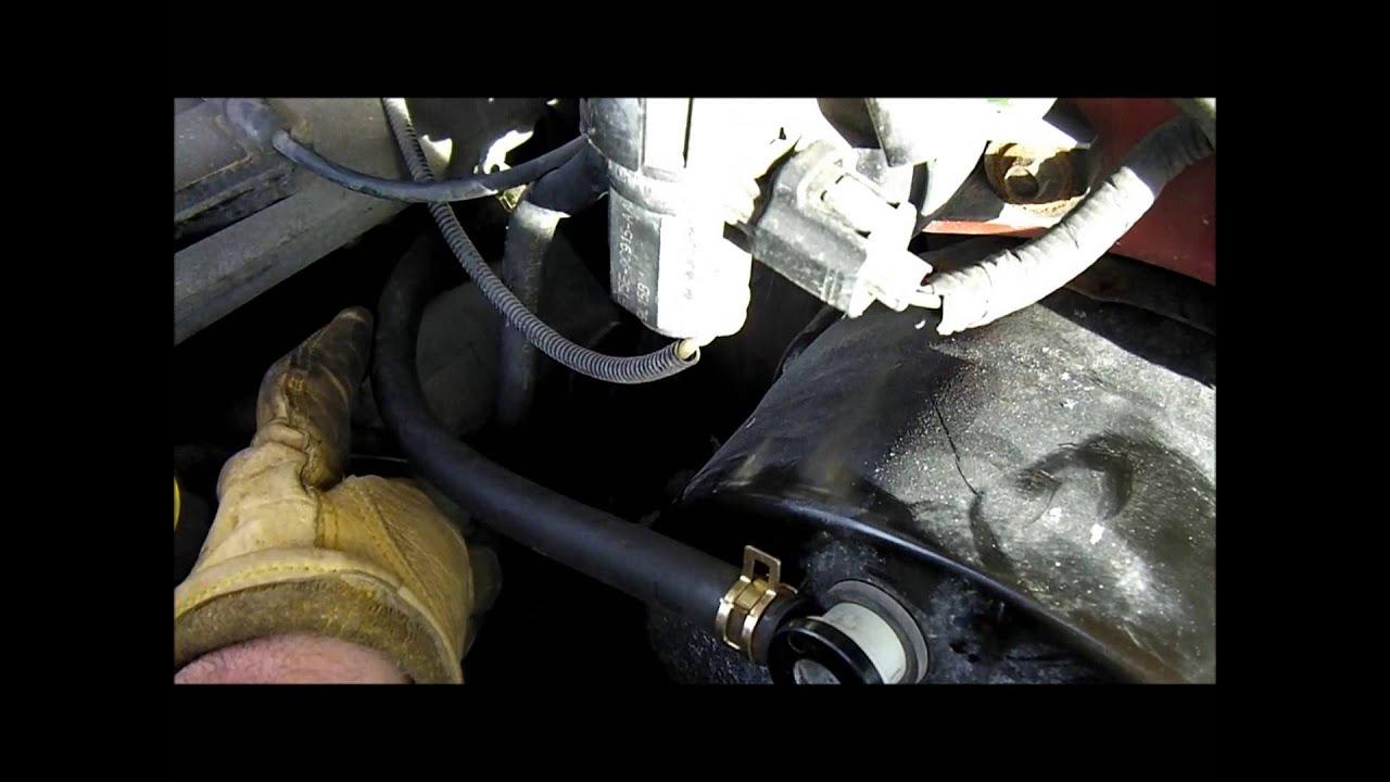 F150 Fail Brake Booster? - YouTube