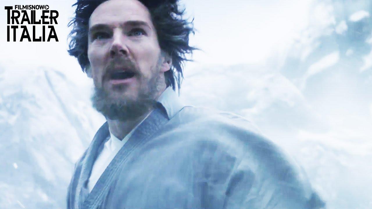 Doctor Strange Trailer Italiano Ufficiale [Marvel Movie] HD