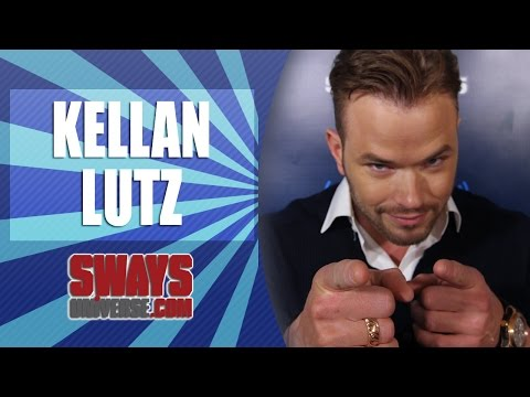 Kellan Lutz discusses The Expendables 3, Being A Sex Symbol,& arm wrestles on Sway in the Morning