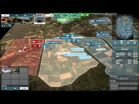 Let's Play: Wargame: AirLand Battle (Beta) — British Battlegroup by DiplexHeated