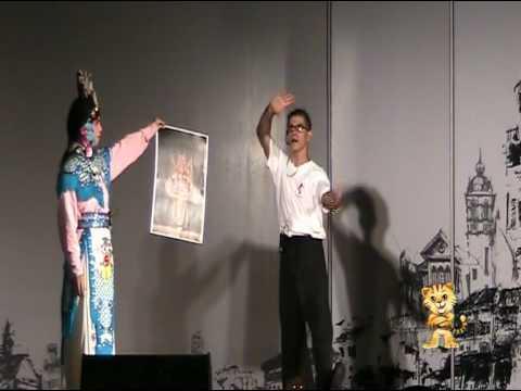 George Town Festival 2010 - Beijing Opera video