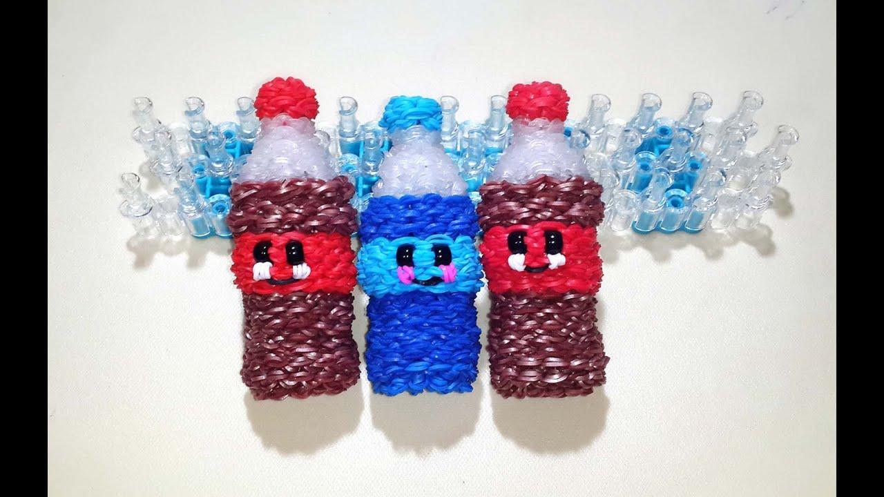 Pump Water Bottle Coca Cola Bottle Pop / Coca Cola