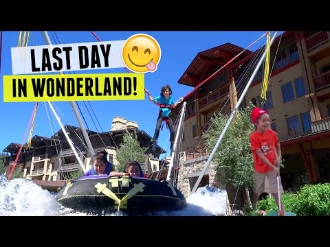 Last Day in Wonderland | Tahoe Vlog Day 9 | Sierra