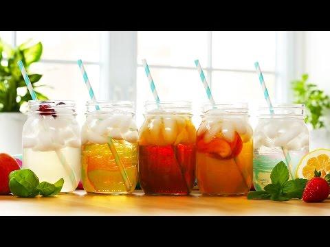 5 *NEW* Iced Tea Recipes!