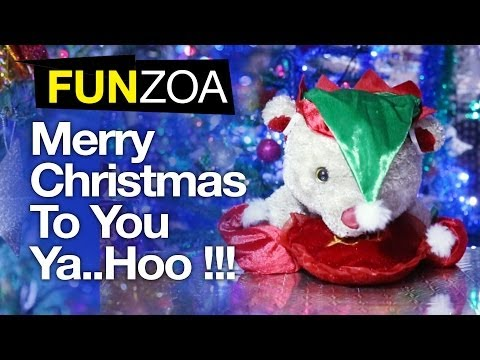 Merry Christmas To You, Ya Hoo- Funny Christmas Song video