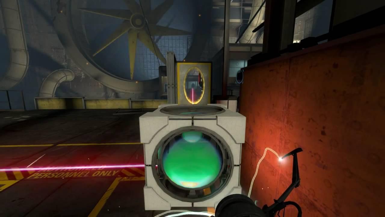 Single-Player Portal 2 Maps -