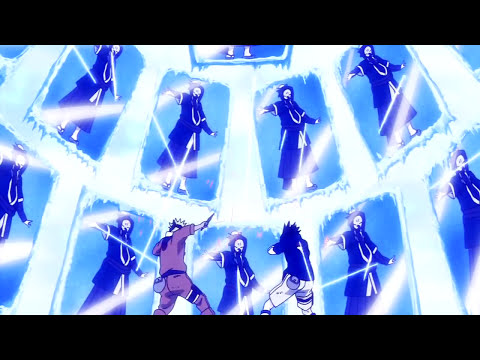 Naruto Storm Generations: All Animated Cut Scenes Part 1/5 [HD]