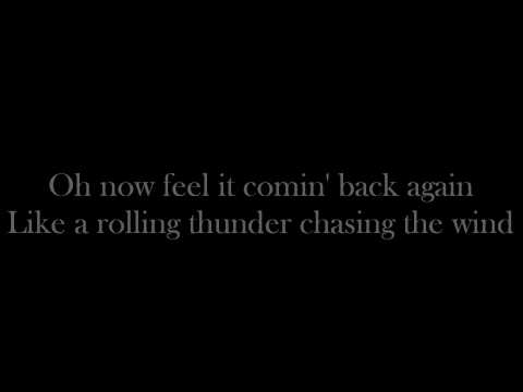Live - Lightning Crashes (HQ) - Lyrics