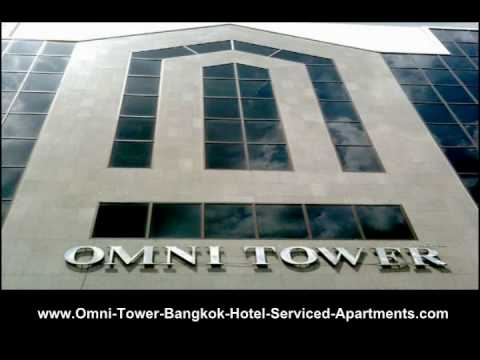 Omni Tower Syncate Suites Hotel Serviced Apartments for rent at Sukhumvit Bangkok