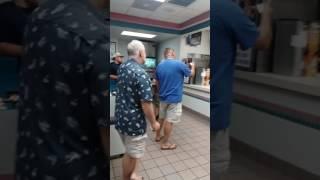 Bad customer service at Taco Bell