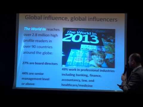 The Economist presentation