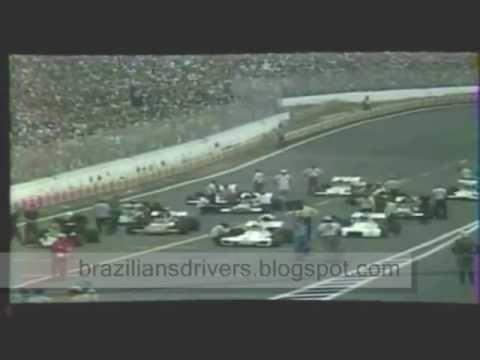 GP BRASIL FORMULA 1 INTERLAGOS 1972. ABERTURA REDE GLOBO