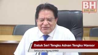 Wawancara Khas bersama Setiausaha Agung UMNO