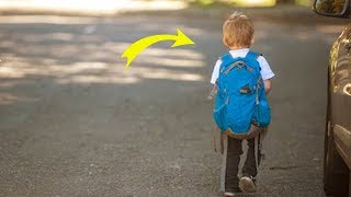 When A Teacher Saw Her Student Alone On The Road, She Realized He Was In Desperate Need Of Her Help