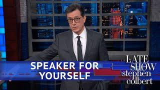 Speaker Pelosi Puts Impeachment On Hold