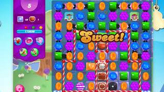 Candy Crush Saga Level 3407 -20 Moves- No Boosters