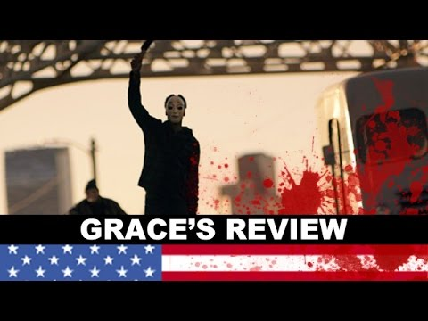 The Purge Anarchy Movie Review - Beyond The Trailer