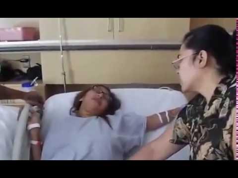 Video Ibu Hamil Cantik saat melahirkan dengan kontraksi kuat