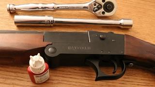 $99 Hatfield Shotgun 50 Cent Action Job