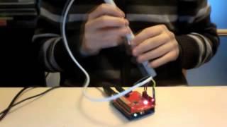 OpenPipe breakout board & Arduino Musical Shield