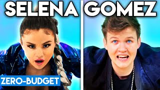 SELENA GOMEZ WITH ZERO BUDGET! (Look At Her Now PARODY)