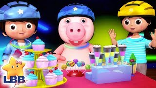 Crazy Party Time | Little Baby Bum Junior | Kids Songs | LBB Junior | Songs for Kids