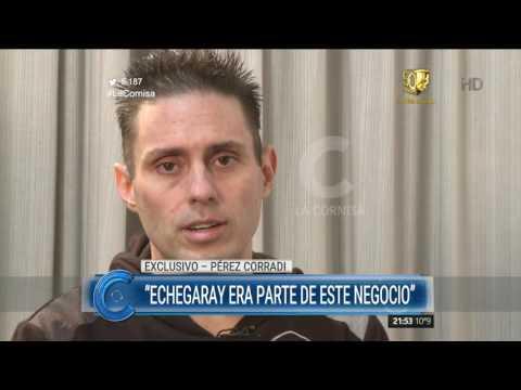Pérez Corradi sobre la jueza Arroyo Salgado: Me pidió US$ 500 mil para dejarme en libertad