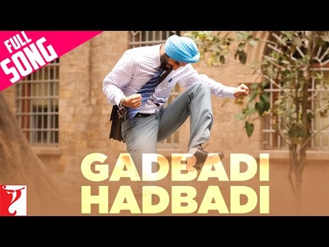 Gadbadi Hadbadi - Full Song - Rocket Singh - Salesman Of The Year
