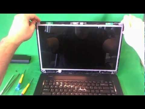 Dell Inspiron N5040 Laptop Screen Replacement Procedure