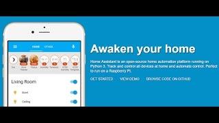 Как просто установить систему умного дома Home Assistant