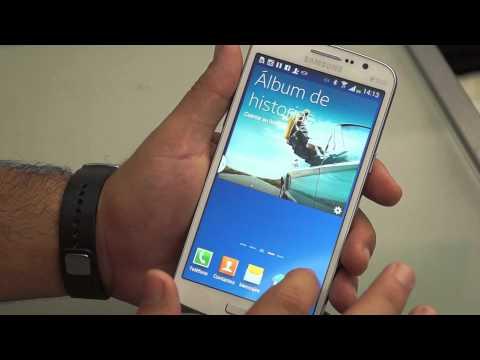 Samsung Galaxy Grand 2. completo análisis en español