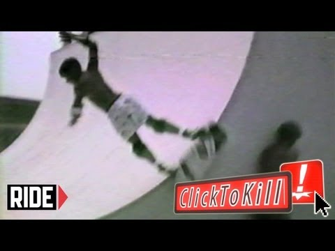 Christian Hosoi Smashes His Ribs - Click To Kill