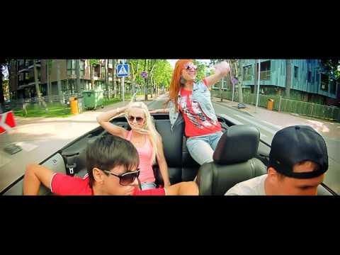 Rassell & Sabīne Berezina - Dzīvo brīvi (Official Video) (2012)