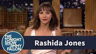 Rashida Jones Knows the Key to Drake's