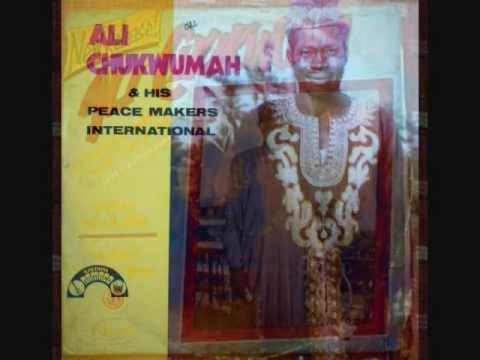 Ali Chukwumah  Club 25