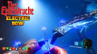 "BLACK OPS 3 ZOMBIES ""DER EISENDRACHE"" ELECTRIC BOW UPGRADE TUTORIAL (BO3 Zombies)"