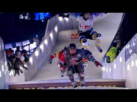 Red Bull Crashed Ice Saint Paul 2013 - Event Recap