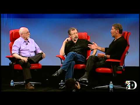 Steve Jobs Remembered by Larry Ellison and Pixar's Ed Catmull