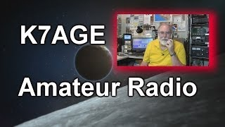 K7AGE Welcome to my Amateur Radio Channel