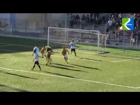 San Severo Manfredonia 2-2 intervista a Baratto e Cicerelli